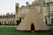 <h5>Kata tepee at stately home</h5>