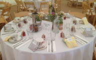 <h5>Table setting</h5>