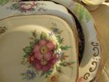 <h5>Vintage plates</h5>