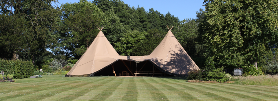 1 ... & Utopian Tent Company u2013 Tepee/tipee tents for hire in Winchester