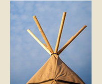Our Tipis