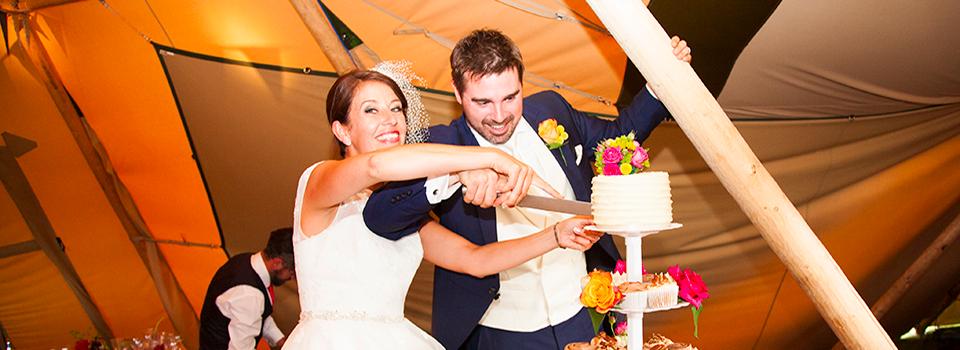 Tipi Wedding 2015