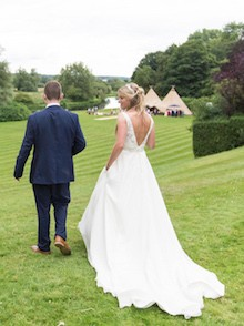 Mr and Mrs P ( Minnie) Wedding Hire Testimonial